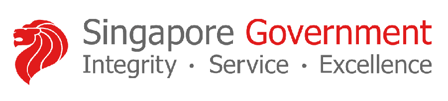 Singapore Goverment logo